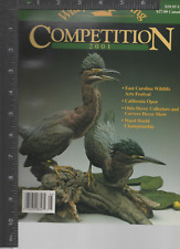 Waterfowl Carving & Collecting  Waterfowl Carving Competition 2001 (Annual 2002)