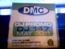 DMC DJ 147 PROMO MAY 2011 2CD LADY GAGA RICKY MARTIN TRAIN PITBULL NEYO AFROJACK