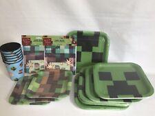 New Mindcraft 94 Piece Party Set