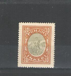 Q6519 - INGRIA - 1920 - LOTTO N°9 ** SEMINATORE - VEDI FOTO