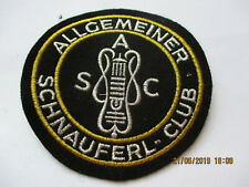 ALGEMEINER SCHNAUFERL CLUB