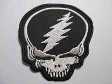 Grateful Dead Patch 3 x 3 Rock Band , Vintage, NOS, Original
