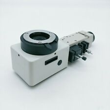 Leitz Microscope Vertical Illuminator AF 563529 ∞/0.8x with Sliders Polarizer