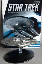 Star Trek U.S.S.Armstrong Modèle Spécial 26 Eaglemoss Anglais Magazine Vpo