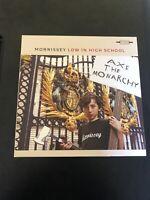 MORRISSEY – LOW IN HIGH SCHOOL - VINYL LP - SPECIAL CLEAR VINYL