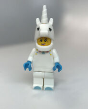 Custom Lego Print Cute animal series UNICORN GIRL minifigure figure