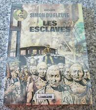 SIMON DU FLEUVE - tome 2 LES ESCLAVES - AUCLAIR - EO 1977
