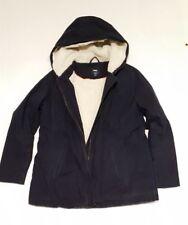 GAP navy hooded winter jacket, size M