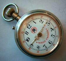 Wille Freres  ROSKOPF pocket watch 45mm working