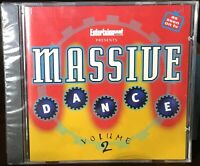 Entertainment Weekly Massive Dance Various Artists 1997 CD