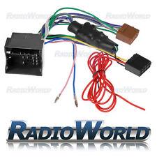 Audi A3 A4 TT Amplified Bose ISO Radio Stereo Harness Lead Adaptor Loom PC9-417