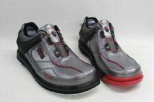 DEXTER Mens SST 6 Hybrid Boa Grey Black Red LH Bowling Shoes UK9.5 BNIB