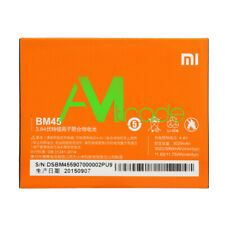 Batteria originale BM45 per Xiaomi Redmi Note 2 pila nuova sostitutiva 3020mAh