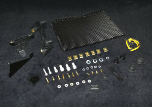 BMW K 75 C S Satz Befestigungsteile Bugspoiler Set mounting parts 2303520 Neu