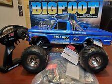 Traxxas BIGFOOT - Original Monster Truck - 1:10 Scale R/C Truck - Displayed MIB