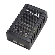7.4v 11.1v Li-polymer Battery Charger 2s 3s Cells for RC LiPo Airsoft batter D@