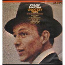 Frank Sinatra Lp Vinile Frank Sinatra's Greatest Hits The Early Years Nuovo
