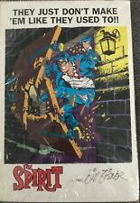 THE SPIRIT LITHO SIGNED BY WILL EISNER LIMITED TO 500!