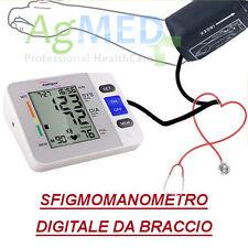 SFIGMOMANOMETRO|MISURATORE DI PRESSIONE DIGITALE DA BRACCIO PRESSIONE SANGUIGNA!