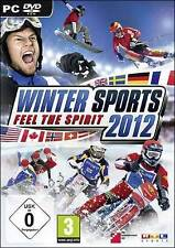 PC Computer Spiel ***** RTL Winter Sports 2012 - Feel the Spirit ********NEU*NEW