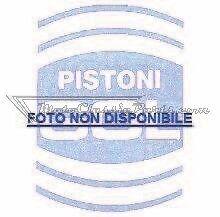 Piston / Piston kit BETA 50 Chromed Cylinder. -SACHS Hercules 1960 (0509)