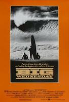 POSTER UN MERCOLEDI' DA LEONI BIG WEDNESDAY SURF WAVES