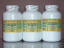 Glucosamine chondroitin, MSM ~ 900 capsules, osteoarthritis, joint pain relief.