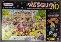 WASGIJ ORIGINAL puzzle No.10 'ANTIQUES HUNT ' -1000 pieces