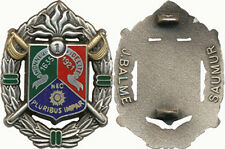 1° Régiment Etranger de Cavalerie, ovale, Balme Saumur (4397)