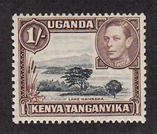 Kenya-Uganda-Tanganyika - 1938 - SC 80 - NH