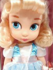 Disney's Animators Collection Princess Cinderella Doll New In Box