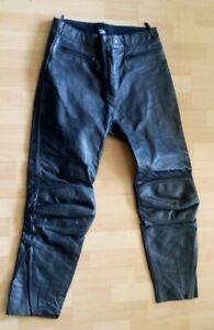 Polo  Motorradhose Tourenhose Jeansschnitt  /  Leder Gr. 42 Motorradlederhose