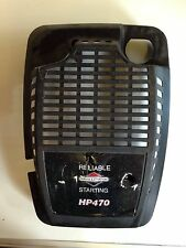 Mountfield Hp470 Top Cover For Recoil Pull Starter Petrol Lawnmower Spares