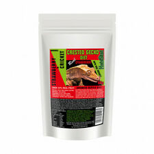 HabiStat Crested Gecko Diet Real Strawberry With Added Crickets 60g Pouch