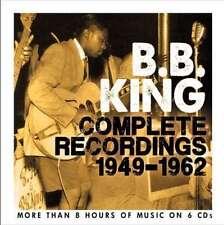 CD de musique en coffret pour Blues
