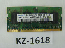 Samsung m470t2864qz3-ce6 1GB pc2-5300s DDR2 SDRAM 667mhz #kz-1618