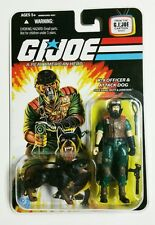 GI Joe MUTT & JUNKYARD MOC 25th Anniversary Series Factory Sealed Action Figure