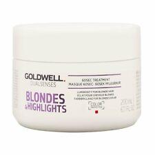 Goldwell Blondes&Highlights 60 Sec Treatment 200ml (6.8 fl. oz.)Dry,Damage,Hair