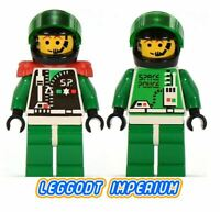 Lego Space Minifigures - Space Police II Astronauts Chief - minifig FREE POST