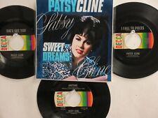 4 ' PATSY CLINE ' HIT 45's+1P(Copy)[Sweet Dreams]  THE 50's&60's!