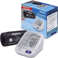 Omron M3 Comfort Upper Arm Blood Pressure Monitor Digital Automatic - HEM-7134-E