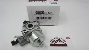 Oregon 50-635 Honda Carburetor 16100-ZE6-W01 16100-ZE6-W00 GXV120