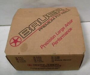 BAUER M2 Fly Reel with Slip Case - Original Box With Extra