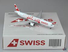 Swiss International Air Lines B777-300ER Reg:HB-JNA JC Wings Scale 1:400  XX4683