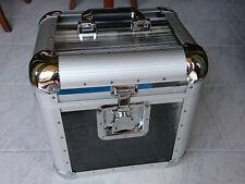 3dcbb4b6ee ZOMO RP-80 XT Clear Bauletto/Flight case alluminio rigido per 80 vinili DJ