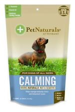 Pet Naturals Calming for Dogs 30 Chews