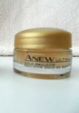 Avon ANEW Ultimate Gold Night Emulsion 15ml Travel Size