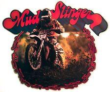 70's Enduro Dirt Motor Bike Mud Bogging Motorcycle motocross vTg t-shirt iron-on