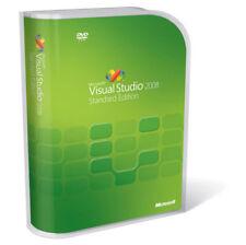 Microsoft Visual Studio 2008 Standard Update englisch mit MwSt Rechnung