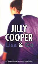 JILLY COOPER ___ LISA & CO ___ BRAND NEW ___ FREEPOST uk